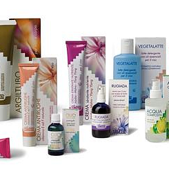 I prodotti della Cosmesi Naturale Argital - 100% naturali - VEGAN OK - CRUELTY FREE