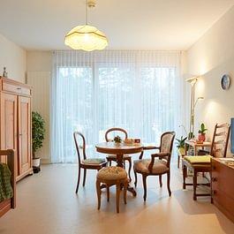 Wohn- und Pflegeheim Am Weiher - Zimmer