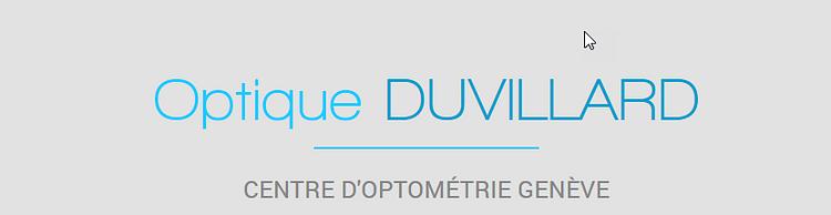 Optique Duvillard Centre d'Optométrie