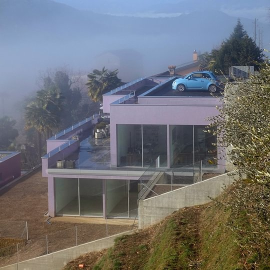 Casa a gradoni Monteggio