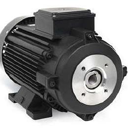 Hohlwellen Motor
