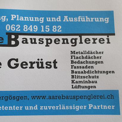 Aare Bauspenglerei GmbH