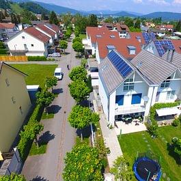 Solaranlage Strengelbach