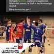 Partenaire Nutritionnel du LUC Volleyball, Champion Suisse