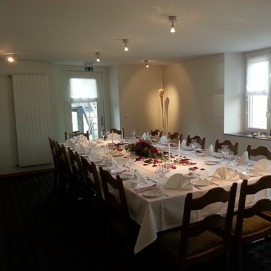 Restaurant Sonne  Säli 20 Sitzplätze