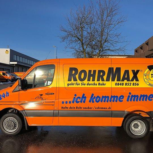 RohrMax AG