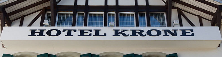 Krone Thun Hotel