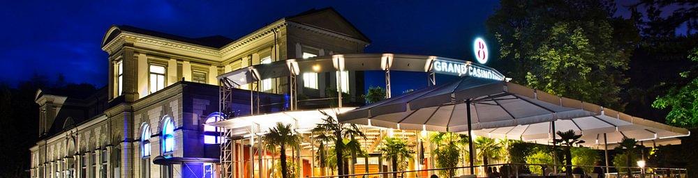 Baden Casino Adresse