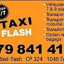 Taxi Flash Echallens