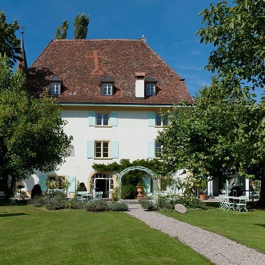 Schloss Ueberstorf