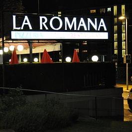 Une soirée en Terrasse La Romana Genève