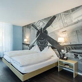 Deluxe Eckzimmer West - deluxe corner room west