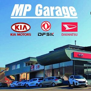 Logo, MP Garage AG, Au SG
