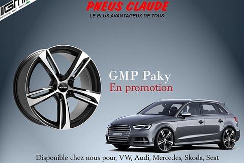 GMP Paky disponible chez nous !