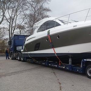 Yachtttasport Schweiz- und Europaweit