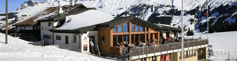 Berghotel Sartons