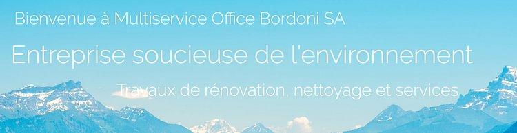 Multiservice Office Bordoni SA