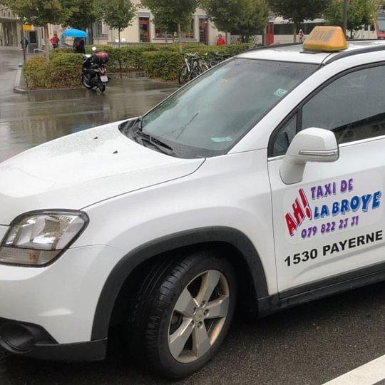 Taxi de la Broye Sàrl