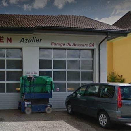 Garage du Brassus