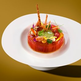 La tomate - Bayview by Michel Roth - Hotel Presient Wilson, A Luxury Collection Hotel, Geneva