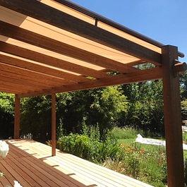 Pergola et Terrasse en bois