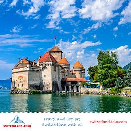 Visit Chillon Castle in Montreux with Switzerland Tour