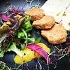 Canon de foie gras à la fève Tonka