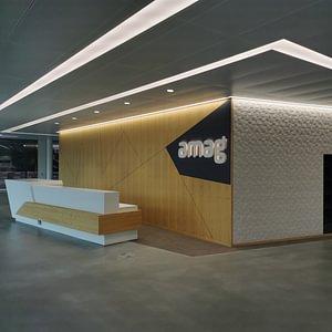 Autohaus Zürich umbau
