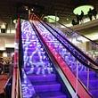 Rolltreppen Challenge im Shoppi Tivoli