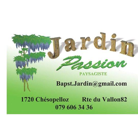 Jardin Passion - Paysagiste
