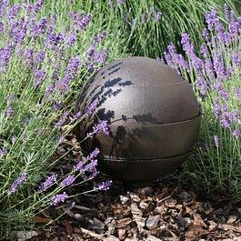Bestattungsmöglichkeit, Gartenskulptur