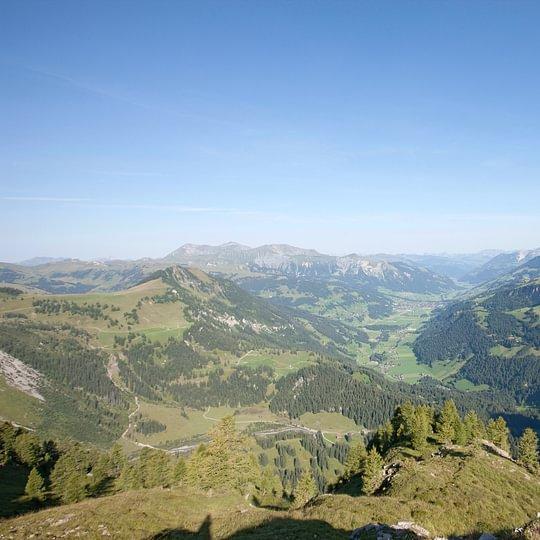 Lenk im Sommer ©Lenk-Simmental Tourismus