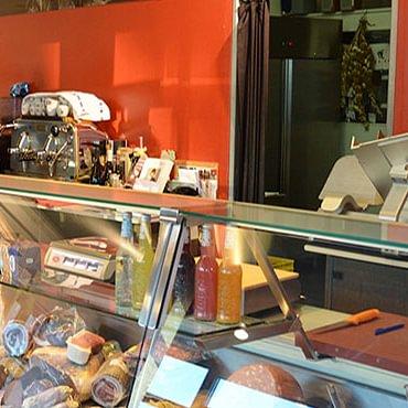 Bottega dei sapori Miglio, Specialità italiana