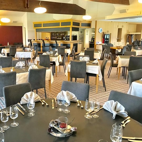 Restaurant du Golf Club Montreux