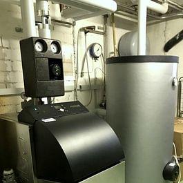 Sanierung Ölheizung und Wassererwärmer (Boiler), Einfamilienhaus in Büsserach