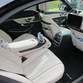 Mercedes S-350 - 2 places*****