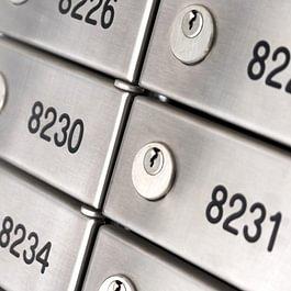 Schliessfach-Anlagen / Installations sécurisées pour les banques