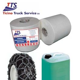 Ticino Truck Service SA - Oli e pneumatici