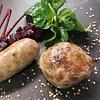 St.Martin Grillades de la Saint-Marin: Atriau et saucisse à rôtir porc