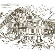 Hotel, Restaurant Boltigen im Simmental