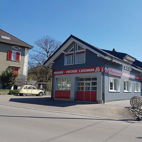 Dickenmann Erich Carrosserie Spritzwerk GmbH