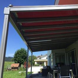 Glasdachsystem Terrado GP5110