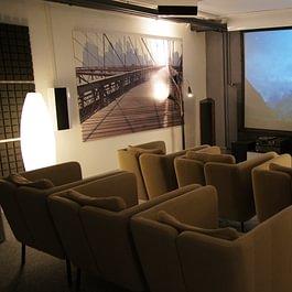 Dolby Atmos Raum