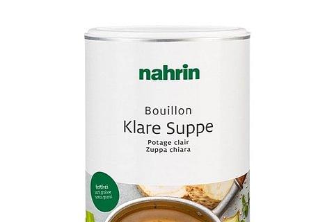 Gemüsebouillon Klare Suppe vegetabil