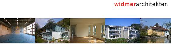 Architekten Widmer +Partner AG
