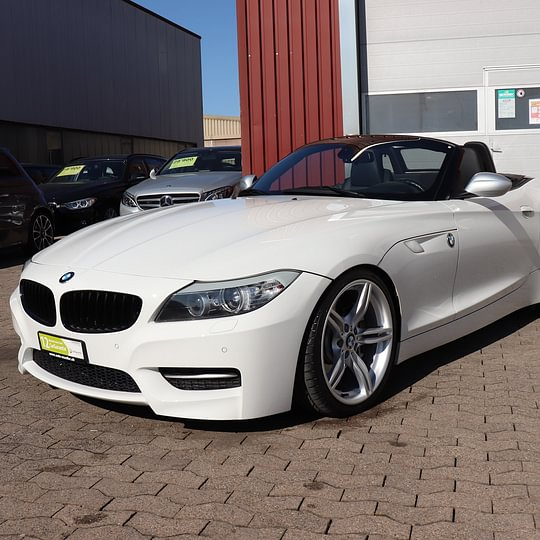 BMW Z4 sDrive35is DKG