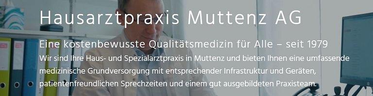 Hausarztpraxis Muttenz