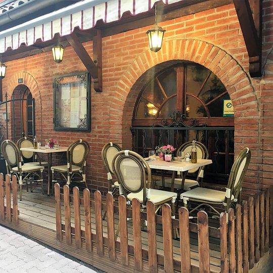 Restaurant San Luca SA