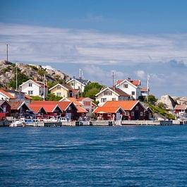 Schäreninseln von Schweden