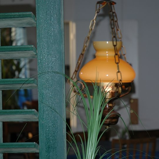 2 Gästeküchen und gemütliche Aufenthaltsräume zu entdecken